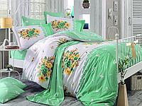 Комплект постельного белья  Hobby поплин размер евро Alvis