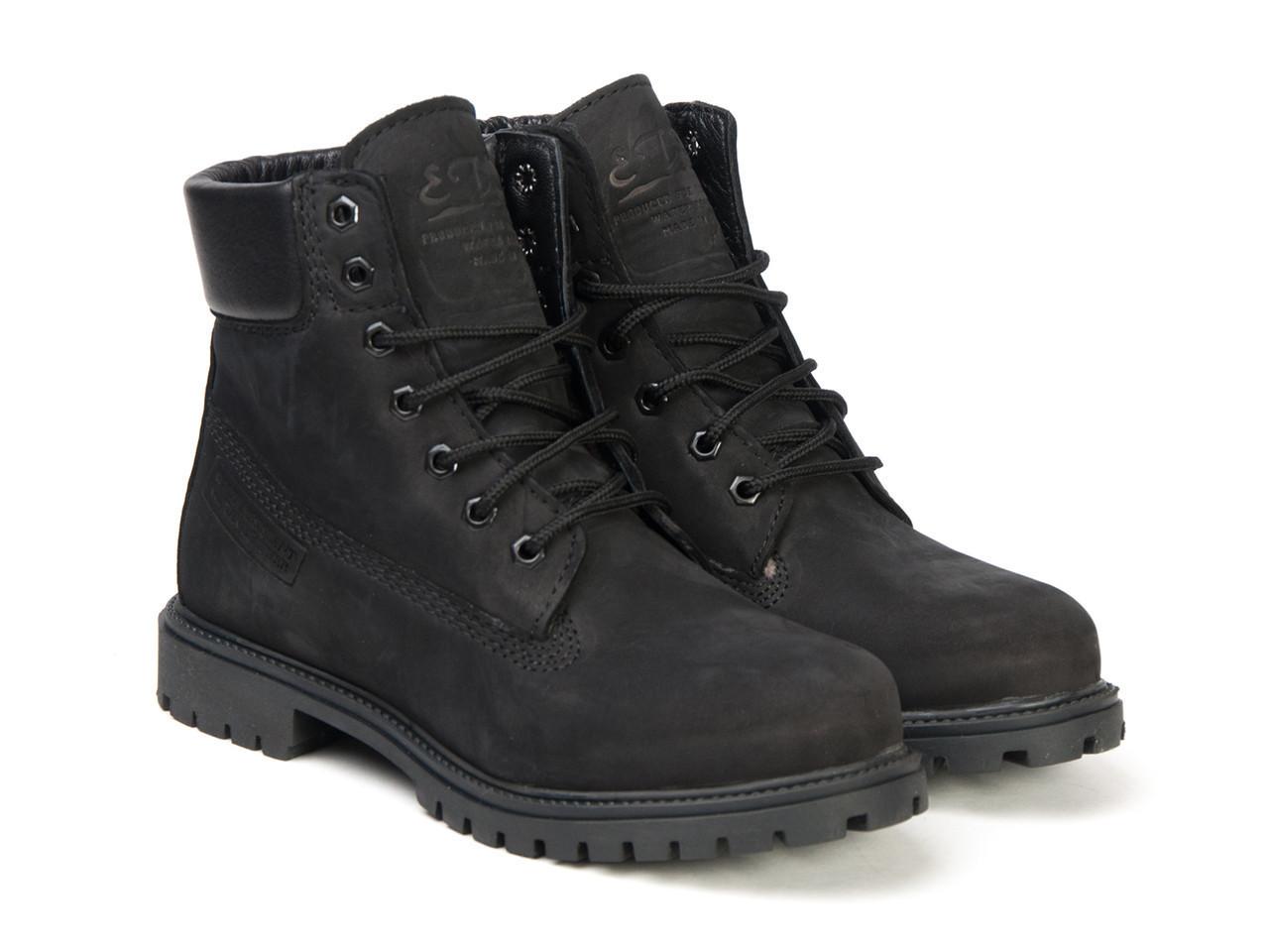 Ботинки Etor 9916-2298-2 43 черные