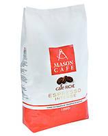 Кофе Mason Cafe Riche Espresso Intense в зернах 1 кг
