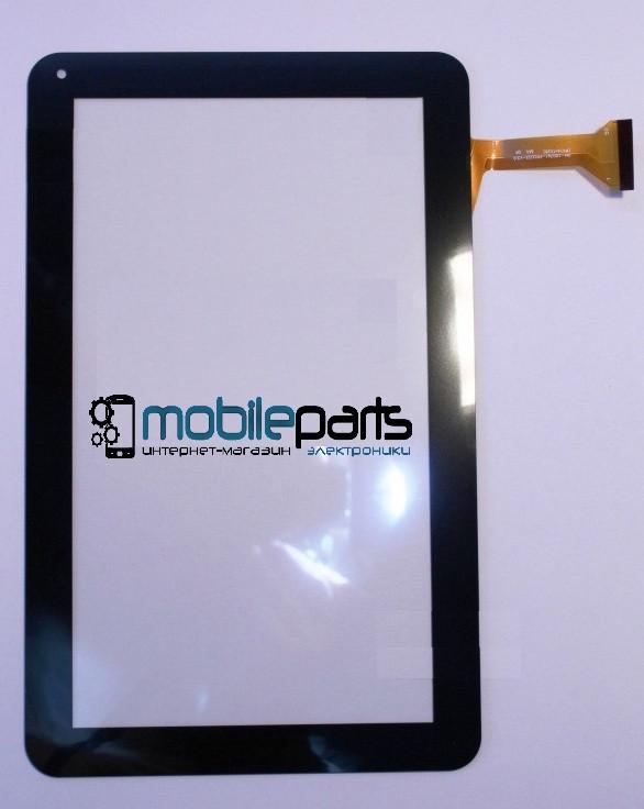 """Оригинальный Сенсор (Тачскрин) для планшета 10.1"""" Globex GU1010 50 pin (257x159mm) (Черный)"""