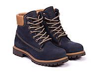 Ботинки Etor 9916-2298 42 синие, фото 1