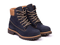 Ботинки Etor 9916-2298 44 синие, фото 1
