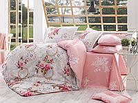 Комплект постельного белья  Hobby поплин размер евро Clementina