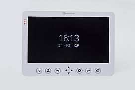 Кольоровий відеодомофон PC-715R W PoliceCam