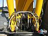 Гусеничный экскаватор Hitachi ZX350LCN-3 (2011 г), фото 2