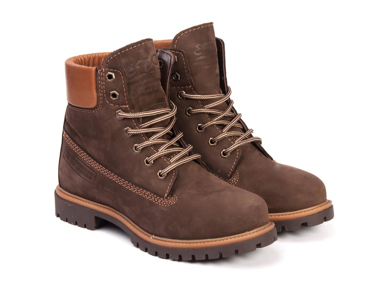 Ботинки Etor 9916-2298-02 40 коричневые