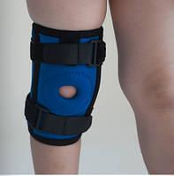 Ортез коленного сустава с спиральными ребрами жесткости Алком 4035 Kids