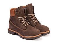 Ботинки Etor 9916-2298-02 43 коричневые, фото 1