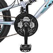 Велосипед 20 д. G20DAMPER S20.5 Гарантия качества Быстрая доставка, фото 4