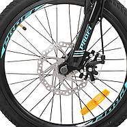 Велосипед 20 д. G20DAMPER S20.5 Гарантия качества Быстрая доставка, фото 7