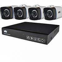 Комплект видеонаблюдения ATIS Starter Kit 4ext (2Mp) 2,8