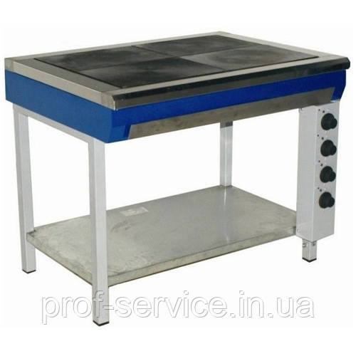 Плита электрическая кухонная настольная ЭПК-2 d-220 мм