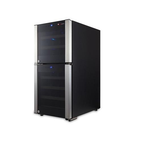 Холодильник для вина 120 л WKM120-2 GGM gastro (Германия)