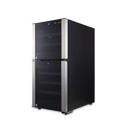 Холодильник для вина 120 л WKM120-2 GGM gastro (Германия), фото 2