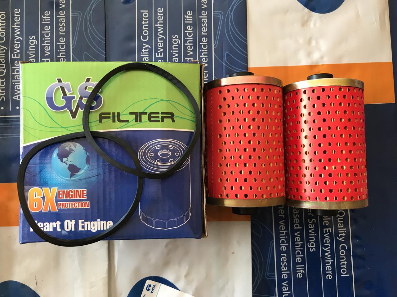 Фильтр топлива Е1 комплект 2 шт на ТАТА и на Эталон