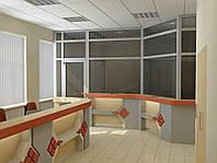Интерьер банка, фото 1