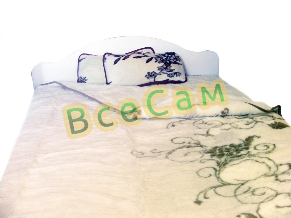 Двухспальное одеяло из овечьей шерсти /Alwero/Нет в наличии