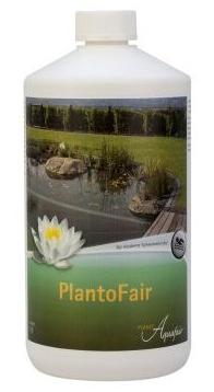 Помощь растениям в плавательном пруду PlantoFair Planet Aquafair