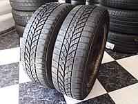 Шины б/у 185/60/R15 Bridgestone Blizzak LM-18 Зима