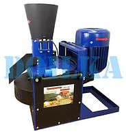 Гранулятор комбикормов и пеллет  ОГП-150 (4 кВт, 380 в, 100/50 кг/час), фото 1
