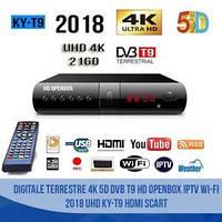 Цифровой ресивер OPENBOX KY-T9 4K T2