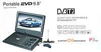 """Портативний ДВД плеєр з цыфровим T2 тюнером Opera NS-958 (9""""/USB/ТБ/T2), фото 1"""