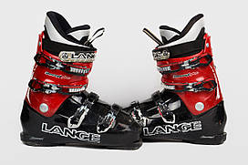 Боты лыжные Lange Concept Black-Red 29,5