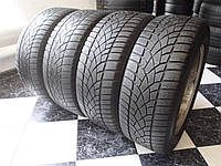Шины бу 225/55/R16 Dunlop Sp Winter Sport 3D Зима 6,84мм 2014г  205/215/225/55/60/65