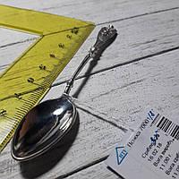 Серебряная подарочная (кофейная) ложка, 11 грамм
