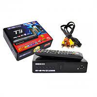 Цифровой эфирный приемник T2 BEKO DV3-T9 IPTV/YouTube/WiFi/4K