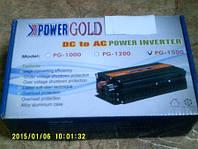 Преобразователь напряжения (инвертор) UKC 500W 12V-220V