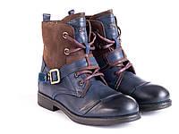 Ботинки Etor 14667-7386 44 синие, фото 1