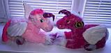 Мягкая плюшевая игрушка Лошадка Единорог с крылышками читает стишок, фото 6