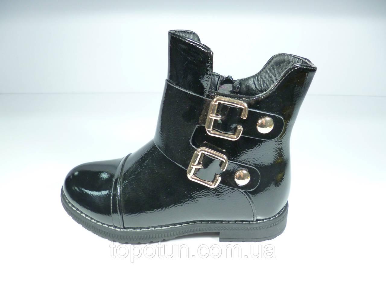 """Демисезонные ботинки для девочки """"Y.TOP"""" Размер: 35,36,37"""