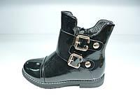 """Демисезонные ботинки для девочки """"Y.TOP"""" Размер: 35,36,37, фото 1"""