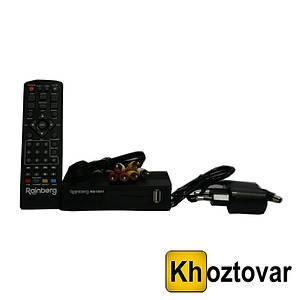 Цифровий телевізійний ресивер T-2 Rainberg 1801