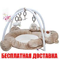 Развивающий коврик PlayTo 31609 Мишка