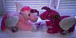 Мягкая плюшевая игрушка Лошадка Единорог с крылышками читает стишок, фото 9