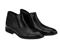Ботинки Etor 14008-011-354 43 черные, фото 1