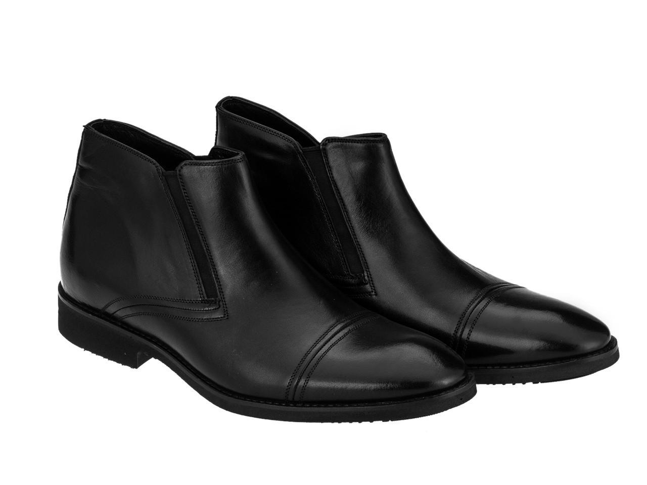 Ботинки Etor 14008-011-354 45 черные