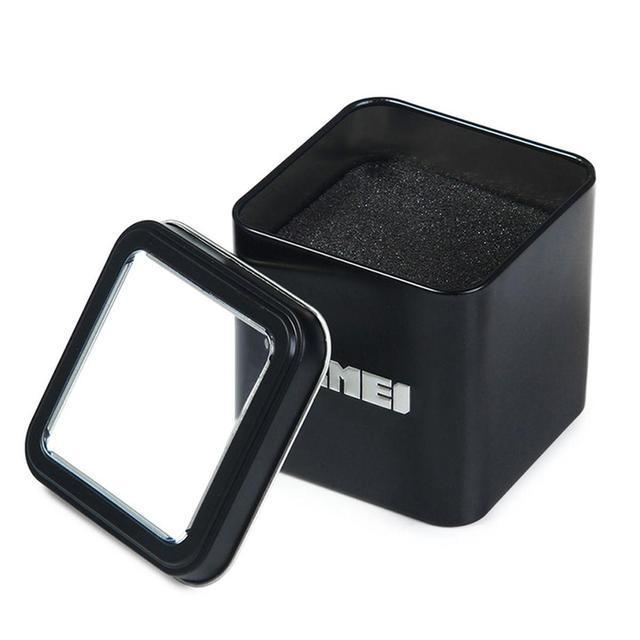 Skmei фирменная упаковка для часов