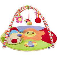 Розвиваючий килимок PlayTo 31617 Багатоніжка, фото 1