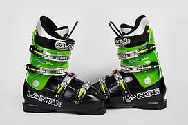 Боты лыжные Lange Venus Black-green 26,5