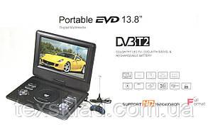 """Портативний ДВД плеєр з цыфровим T2 тюнером Opera NS-1129H (10.5""""/USB/ТБ/T2)"""