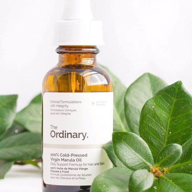 The Ordinary 100% Cold-Pressed Virgin Marula Oil​​​​​​​