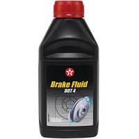 TEXACO BRAKE FLUID DOT-4, Тормозная жидкость, 0.5 л