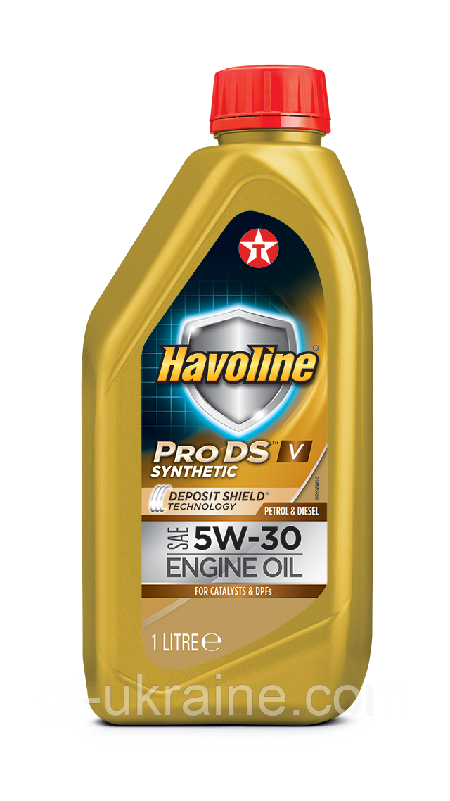 Моторное масло HAVOLINE ProDS V 5W-30, 1 л