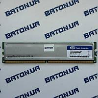 Игровая оперативная память Team Elite DDR2 2Gb 667MHz PC2 5300U CL5, Оригинал, для Intel/AMD, Гарантия, фото 1