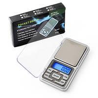 Весы ювелирные электронные 668/MH-200, 200г (0,01г)