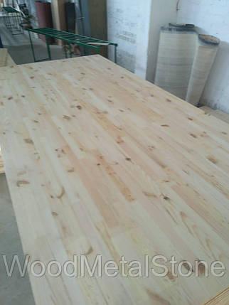 For export PINE Furniture wood panels, grade B/C 18-40mm, FCA, Dnipro/ Ukraine, фото 2